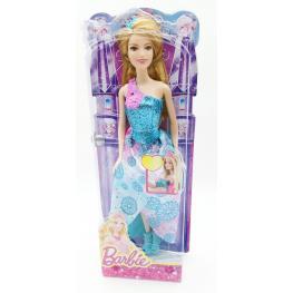 Barbie Combi Princesas Cff24