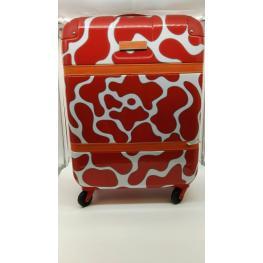 Paola Dominguin Maleta Trolley 50 Cm Color Rojo  Ref 88550-01