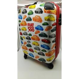 Fiat 500 Trolley Multicolor  Fitro2 Ref 9214