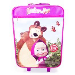 Masha Bear Trolley 50Cms 47390