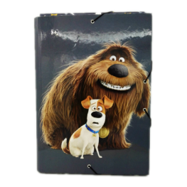 The Secret Life Of Pets Carpeta Solapa