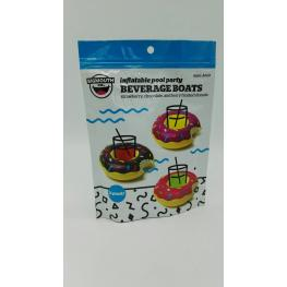 Donuts 3 Pack Beverage Boats Ref 08575