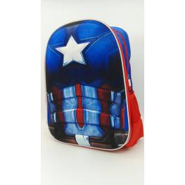 Capitan America Civil War Mochila 40 3D Ref 2100001566