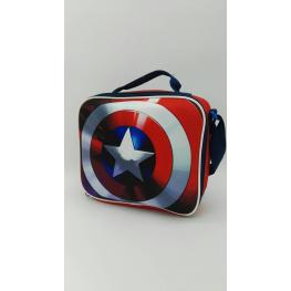 Avengers Capitan America Portamerienda 3D Ref 2100001618