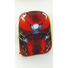 Avengers Mochila 3D Iro-Man Ref 2100001620
