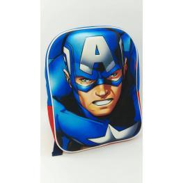 Avengers Capitan America 3D Mochila Ref 2100001598