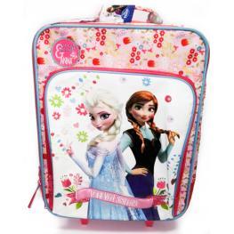 Maleta Frozen Elsa y Ana Foreversisters