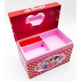 Disney Minnie  Caja Musica