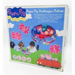 Peppa Pig Acchiappa Palline