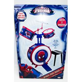 Marvel Bateria Spiderman