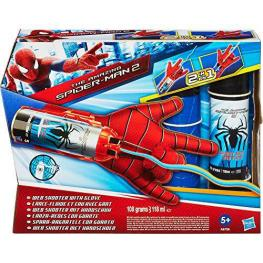 Marvel Spiderman Lanza Red Con Guantes 2 En 1 108 Grams-118Ml Ref 0913A6726E27