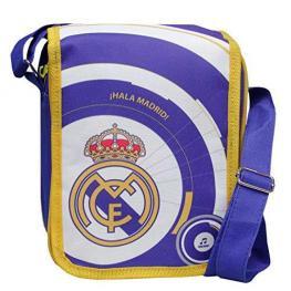 Real Madrid Bolso Bandolera Pulsa y Escucha el Himno Ref Cyp-B80271802 Bdm-01-Rm