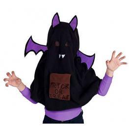 Halloween Disfraz Murcielago Encapuchado Ref 8243