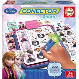 Frozen Conector Junior Educa 200 Preguntas Ref 16256