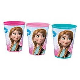 Frozen Set de 3 Vasos Picnic Timeless
