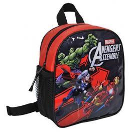 Avengers Mochila Red 24X21X9Cm Ref 18331
