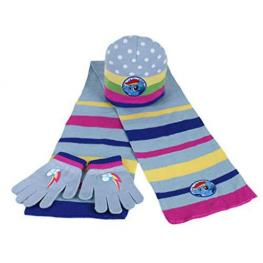 My Little Pony Conjunto Inv Acril. 3Pcs