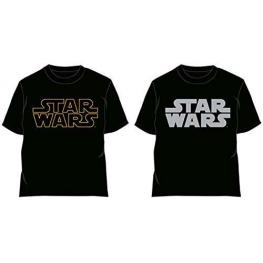 Star Wars Camiseta Adulto 961-753 T.Xs Ts. T.M. T.L .Txl