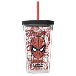 Spiderman Vaso D.P Cafe Helado 472 Ml Ref 1425