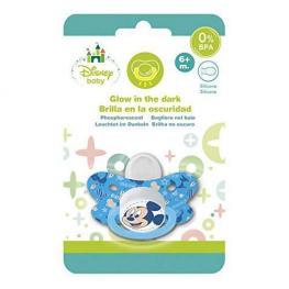 Mickey Baby Chupete Brilla En la Oscuridad Reversible Ref 398005
