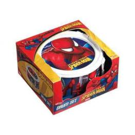 Marvel Spiderman Drum Set Tambor