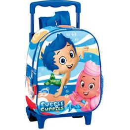 Bubble Guppies Mochila Carro Guarderia Bbg Waves Ref 52442