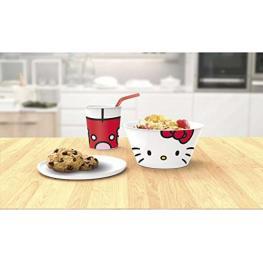 Set Desayuno Pp Apilable Hello Kitty C.5457