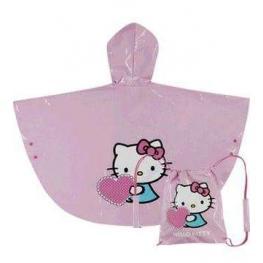 Hello Kitty Chubasquero Poncho Talla 2 Años Ref 17114
