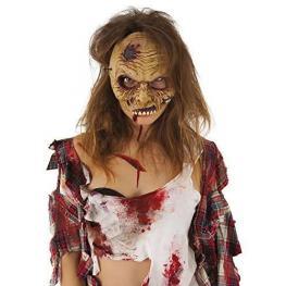 Halloween Masacara Zombie Ref 5299