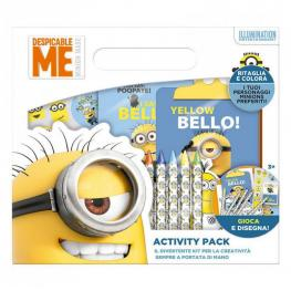 Minions Activity Pack