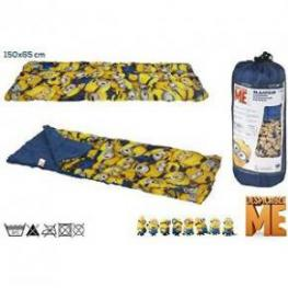 Minions Sleeping Bag 65Cm X 150Cm
