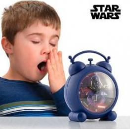 Reloj Despertador Starwars