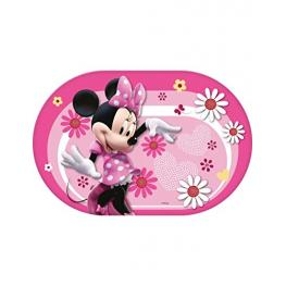 Minnie Mouse Mantel Individual Oval 29X44Cm Ref 127804