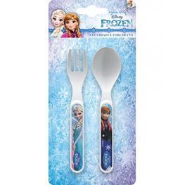 Frozen Set Cubiertos Pp Ref 127833