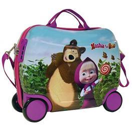 Masha Bear Maleta Infantil Abs 4R Ref.4731051