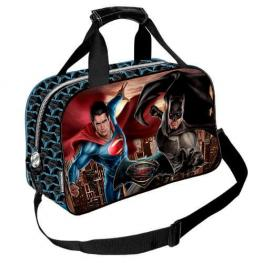 Batman y Superman Bolso Deporte Ref 52880