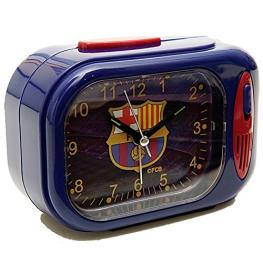 F.C.Barcelona Reloj Despertador Himno Ref.3002060