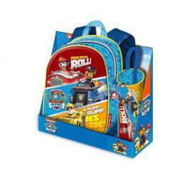Paw Patrol Mochila Infantil Gr + Cilin Roll Ref 61127
