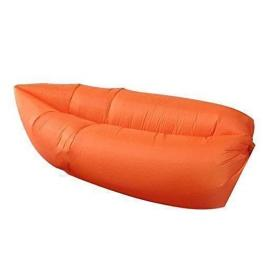 Air Sofa Bed Naranja Xl0442