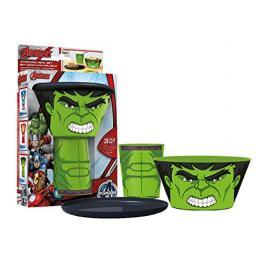 Avengers Set Desayuno Hulk Ref 53879