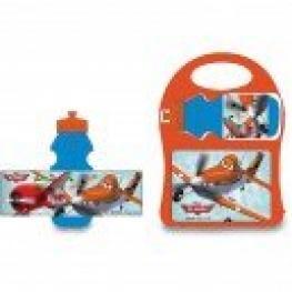 Planes Lunh& Box Bottle 350Ml Set