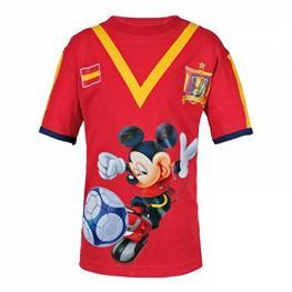 Mickey Mouse Camiseta Manga Corta