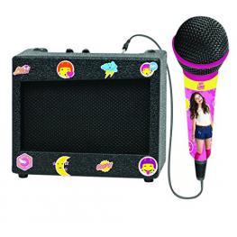 Soy Luna Altavoz Portatil Microfono Ref 900