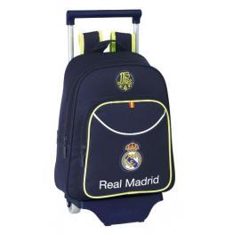 Real Madrid Mochila Carro Adap 34X27X10 Cm Ref 57020