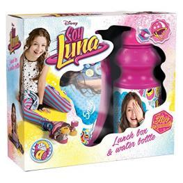 Soy Luna Set Cantimplora y Sandwichera