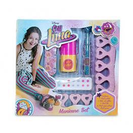 Soy Luna Manicure Set
