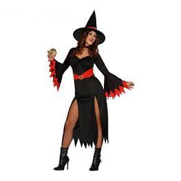 Halloween Disfraz Adulto Bruja Sexy Talla L