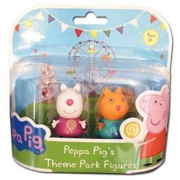 Peppa Pig Figuras y Sus Amigos