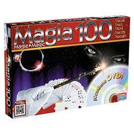 Caja Magia 100 Trucos Con Dvd R1060 Falomir