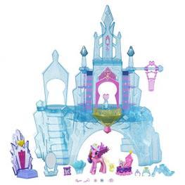 My Little Pony Castillo de Cristal B5255